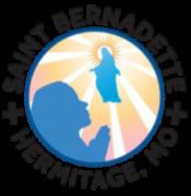 Saint Bernadette Logo