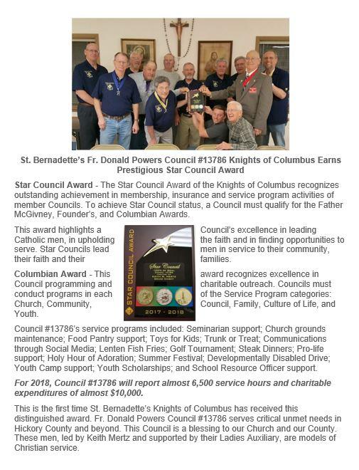 Star Council Award&Writeup