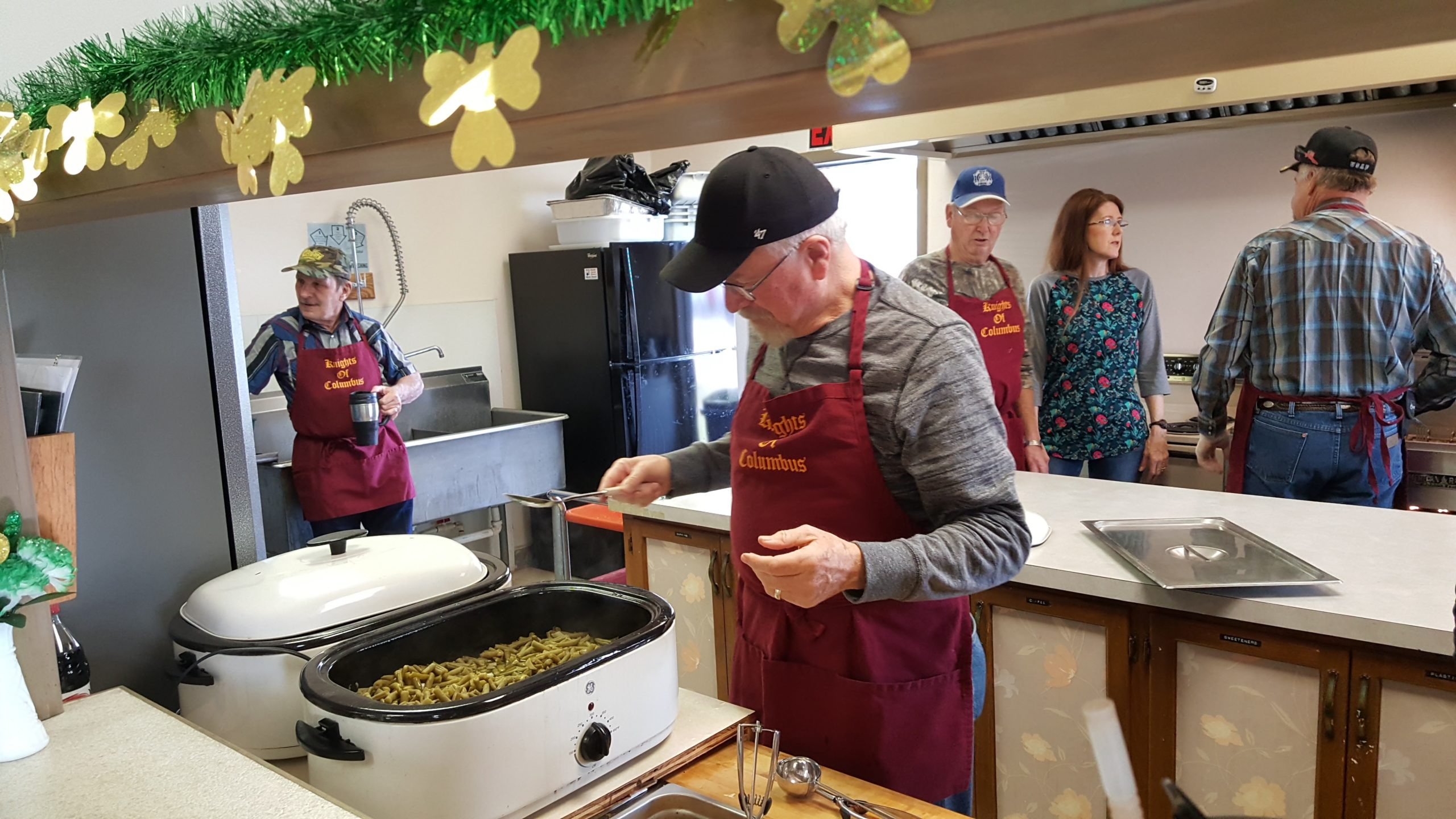 WPLenten Fish Fry Kitchen Activity